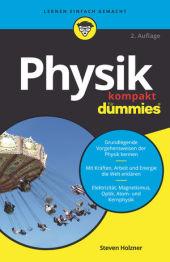 Physik kompakt für Dummies Cover