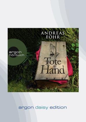 Tote Hand, 1 MP3-CD (DAISY Edition)