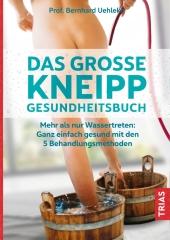 Das große Kneipp-Gesundheitsbuch Cover