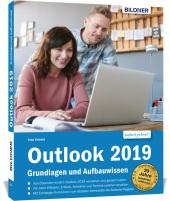 Outlook 2019 - Grundlagen und Aufbauwissen Cover