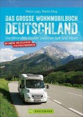 Das große Wohnmobilbuch Deutschland Cover