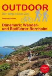 Dänemark: Wander- und Radführer Bornholm Cover