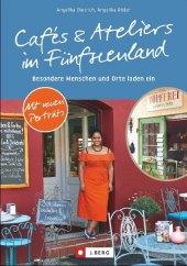 Cafés und Ateliers im Fünfseenland Cover