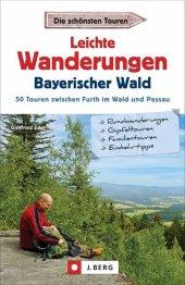 Leichte Wanderungen Bayerischer Wald Cover