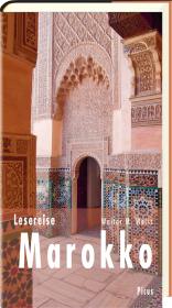 Lesereise Marokko Cover