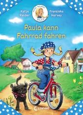 Meine Freundin Paula - Paula kann Fahrrad fahren Cover