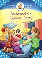 Meine Freundin Paula - Paula und die Pyjama-Party Cover