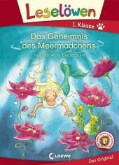 Leselöwen - Das Geheimnis des Meermädchens