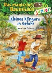 Das magische Baumhaus junior - Kleines Känguru in Gefahr Cover