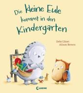 Die kleine Eule kommt in den Kindergarten Cover