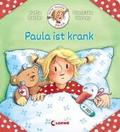Meine Freundin Paula - Paula ist krank Cover