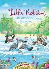 Lilli Kolibri (Band 3) - Das verwunschene Paradies Cover