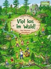 Viel los im Wald! Cover
