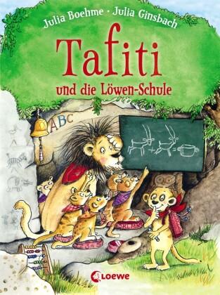 Tafiti und die Löwen-Schule