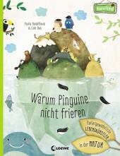 Warum Pinguine nicht frieren Cover