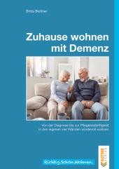 Zuhause wohnen mit Demenz Cover