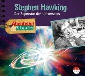 Stephen Hawking, 1 Audio-CD Cover