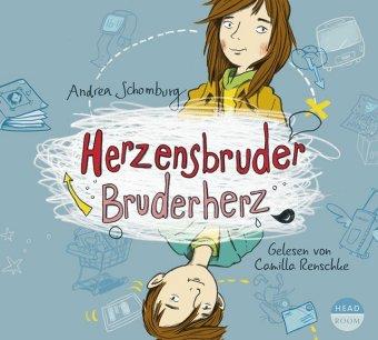 Herzensbruder, Bruderherz, 3 Audio-CDs