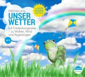 Unser Wetter, 1 Audio-CD Cover