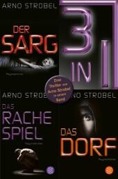"""Im Angesicht des Grauens: Die Bestseller """"Der Sarg"""", """"Das Rachespiel"""" und """"Das Dorf"""" in einem E-Book"""