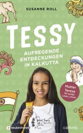 Tessy - Aufregende Entdeckungen in Kalkutta Cover