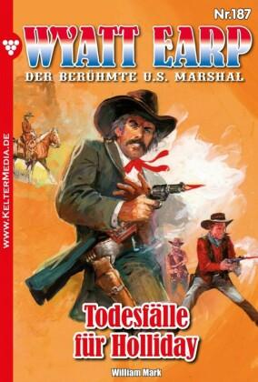 Wyatt Earp 187 - Western
