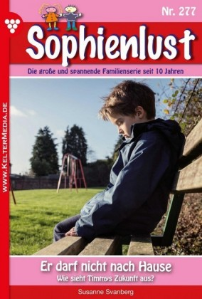 Sophienlust 277 - Familienroman