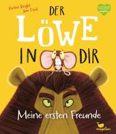 Der Löwe in dir - Meine ersten Freunde Cover