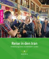 Reise in den Iran Cover