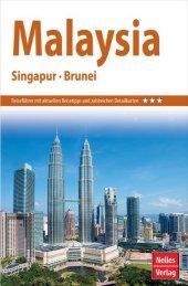 Nelles Guide Reiseführer Malaysia - Singapur - Brunei Cover