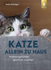 Katze allein zu Haus Cover