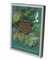 Grüne Wunder erleben - 36 Karten mit Anleitungen für vier Auszeiten in der Natur