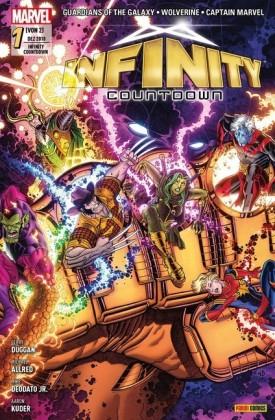 Infinity Countdown - Die Steine der Macht