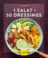 1 Salat - 50 Dressings Cover