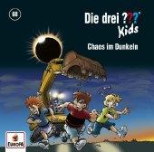 Die drei ??? Kids - Chaos im Dunkeln, 1 Audio-CD