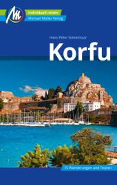 Korfu Reiseführer Michael Müller Verlag Cover