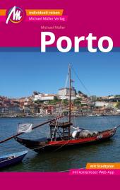 Porto MM-City Reiseführer Michael Müller Verlag, m. 1 Karte