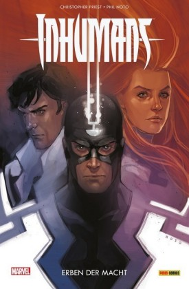 Inhumans - Erben der Macht