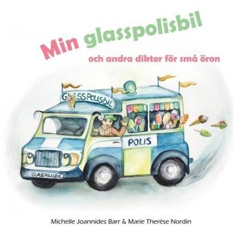Min glasspolisbil