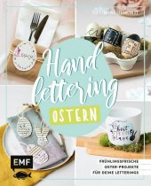 Handlettering Ostern Cover