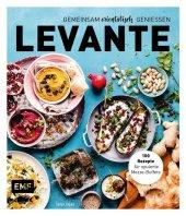 Levante - Gemeinsam orientalisch genießen Cover