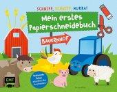 Mein erstes Papierschneidebuch - Bauernhof