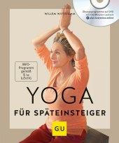 Yoga für Späteinsteiger, m DVD-ROM Cover