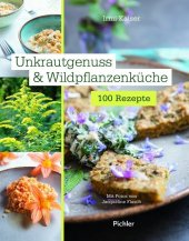 Unkrautgenuss & Wildpflanzenküche Cover