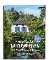 Romantische Gartenreisen in den Niederlanden & Belgien