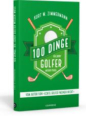 100 Dinge, die jeder Golfer wissen muss Cover