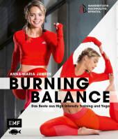 Burning Balance - Das Beste aus High Intensity Training HIT und Yoga Cover