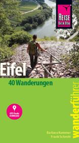 Reise Know-How Wanderführer Eifel Cover