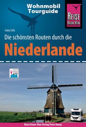 Reise Know-How Wohnmobil-Tourguide Niederlande