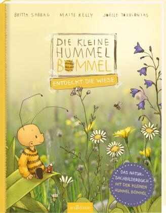 Die kleine Hummel Bommel entdeckt die Wiese, Vol. 3. Part I